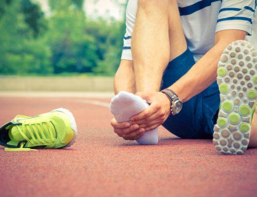 Ozljede kod trkača